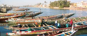 Dakar Senegal Map Google Map Of Senegal Nations Online Project