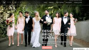 bridesmaid dress rentals 3 awesome bridesmaid dress rental to check out