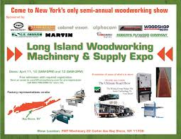 Woodworking Machinery Show by Roberts Plywood And Fmt Machinery Join Forces For The Long Island