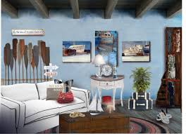 theme home decor nautical home decor interior lighting design ideas