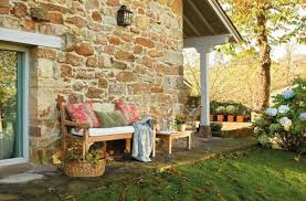 home outdoor decorating ideas outdoor home decor ideas glamorous design stone cottage outdoor home