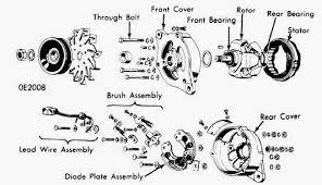 repair manuals hitachi alternators 1963 74 models