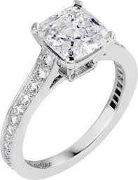 cartier solitaire rings images Crh4208900 1895 solitaire ring platinum diamonds cartier png