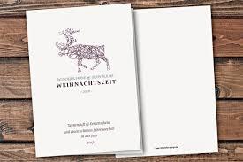 designer weihnachtskarte moderne geschäftliche designerkarten zu weihnachten