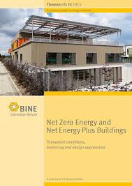 Designing Buildings Designing Buildings With A Positive Energy Balance