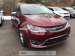 pacifica siege 2018 chrysler pacifica hybrid limited passenger in grove