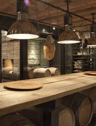 Wine Tasting Table Idea For Tasting Table Light Fixtures Can Be Softened A Bit