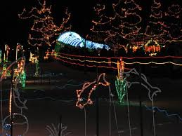 Jumping Light Duluth Bentleyville Tour Of Lights