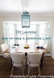 Diy Lantern Lights Diy Lantern How To Make A Hardwire Light Hometalk