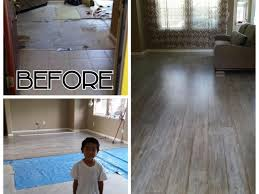 before and after lumber liquidators