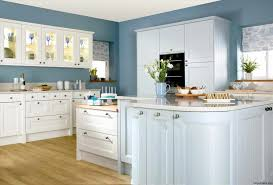 blue kitchen paint color ideas kitchen cabinets decorating contemporary colours grey and blue