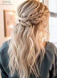 casual long hair wedding hairstyles wedding hairstyle inspiration hair and makeup by steph makeup