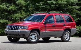 jeep grand cherokee red interior jeep grand cherokee history photos on better parts ltd