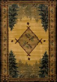 Forest Rug Genesis Forest Trail Lodge Area Rug By United Weavers Carpetmart Com