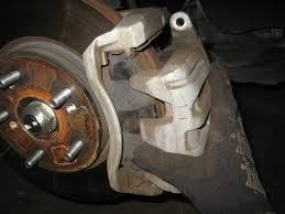 honda crv brake cr v front brake pads replacement guide 027
