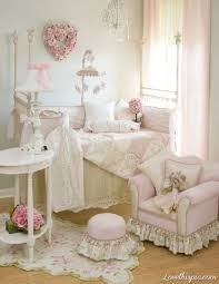 darling pink nursery pink home pretty baby soft decorate