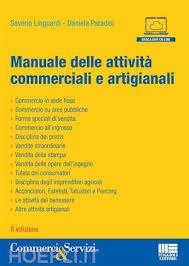 maggioli editore sede manuale delle attivita commerciali ed artigianali linguanti