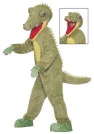 Mascot Costumes Halloween Mascot Crocodile Costume