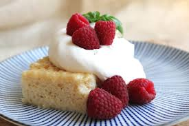 tres leches cake with berries dessert pinterest berries