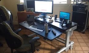 best desk ever best desk ever anthro elevate adjusta