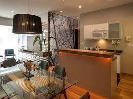 cuisine en l avec bar bar cuisine amacricaine meuble bar cuisine americaine 5 separation