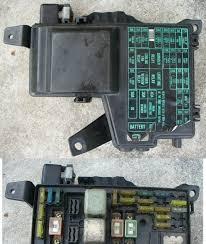 kancil fuse box diagram wiring wiring diagram gallery