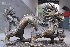 foo dog sculpture china royal bronze foo dog beast authoritative