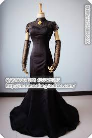 Black Wedding Dress Halloween Costume Aliexpress Buy 2016 Hotel Transylvania Cosplay Costume Mavis