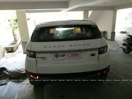 range rover evoque rear used land rover range rover evoque dynamic sd4 in new delhi 2013
