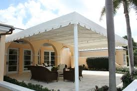 Miami Awnings Patio Cover And Awning And Wenzlick Patio And Awning The Elegant