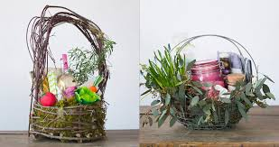 easter gifts our best baskets for easter gifts the at terrain