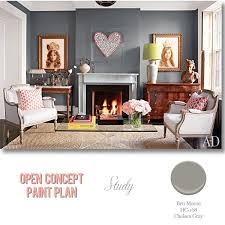 foolproof paint selections for an open concept floor plan great