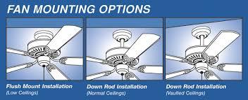 long rod ceiling fan long downrod ceiling fan fresh best ceiling fan extension rod 14 s