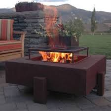 Modern Fire Pits by Houston Modern Fire Pits Patio Contemporary With Lounge Chair