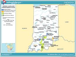 Indiana national parks images Free maps of native american indian reservation in u s states gif