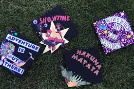 cheap graduation caps diy disney inspired graduation caps