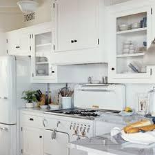 Coastal Living Kitchens - white and blue california kitchen 5 star beach house kitchens