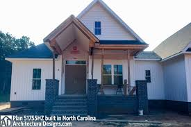 house plan 51755hz comes to life in north carolina