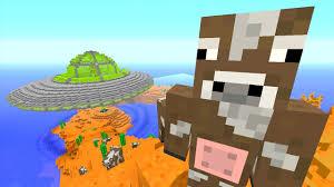 minecraft xbox ocean den space cows 13 youtube