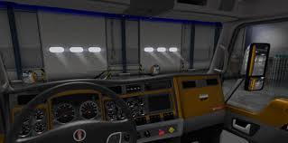 t600 kenworth kenworth t600 truck euro truck simulator 2 mods