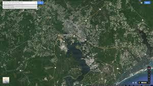 Camp Lejeune Map Jacksonville North Carolina Map