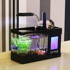 aquarium bureau channel distribution gifts en gadgets usb aquarium desktop organizer