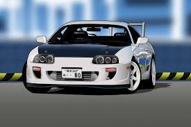 ricer supra toyota supra by me myself on deviantart