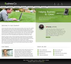 free business template business company template free financial