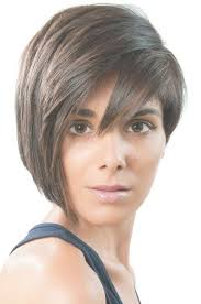 how to cut hair do that sides feather back on lady explore gallery of one side longer bob haircuts showing 23 of 25