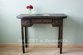 how to refinish and old desk stacy risenmay