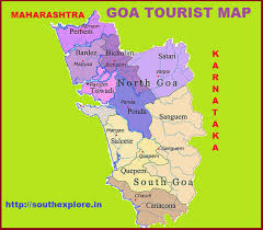South India Map by 2013 South India Tourism