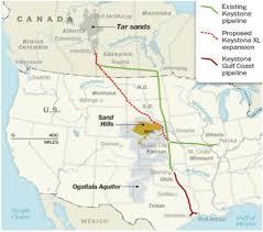 keystone xl pipeline map thrills and spills the keystone xl pipeline science in the