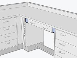 filling gaps between cabinets laboratory base cabinet options from teclab