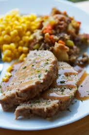 easy thanksgiving turkey meatloaf s